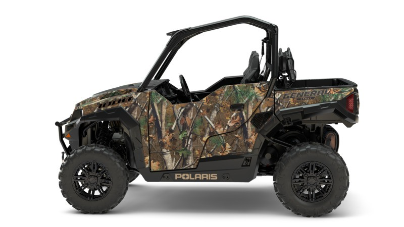 2018 Polaris General 1000 EPS Hunter Edition in Goldsboro, North Carolina