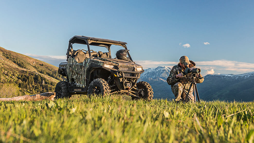2018 Polaris General 1000 EPS Hunter Edition in Greenwood Village, Colorado