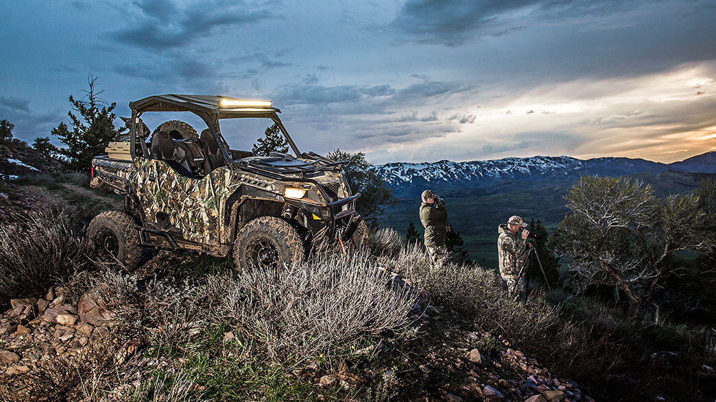 2018 Polaris General 1000 EPS Hunter Edition in Denver, Colorado