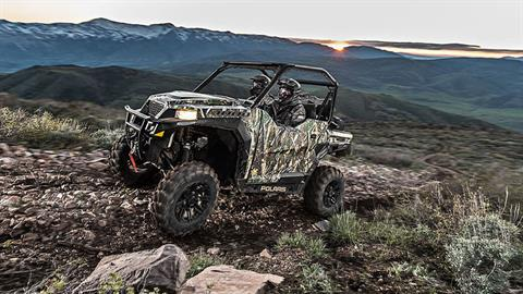 2018 Polaris General 1000 EPS Hunter Edition in San Diego, California - Photo 4