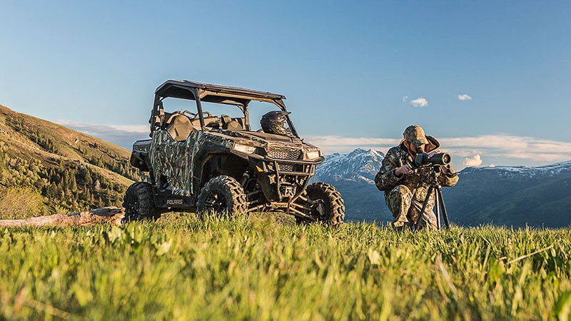 2018 Polaris General 1000 EPS Hunter Edition in San Diego, California - Photo 5