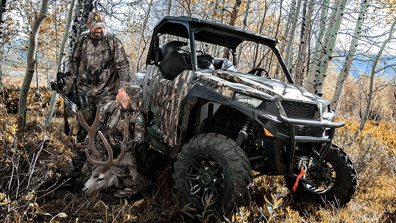 2018 Polaris General 1000 EPS Hunter Edition in Calmar, Iowa