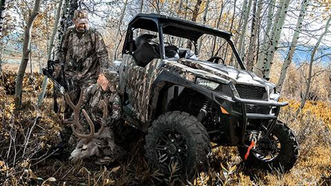 2018 Polaris General 1000 EPS Hunter Edition in Ironwood, Michigan - Photo 6