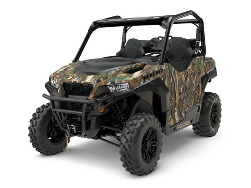 2018 Polaris General 1000 EPS Hunter Edition in Attica, Indiana - Photo 1