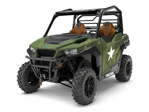 2018 Polaris General 1000 EPS LE in Oak Creek, Wisconsin