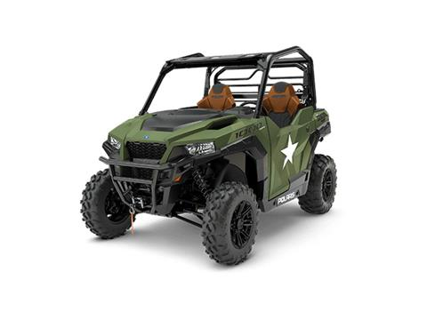 2018 Polaris General 1000 EPS LE in Prosperity, Pennsylvania