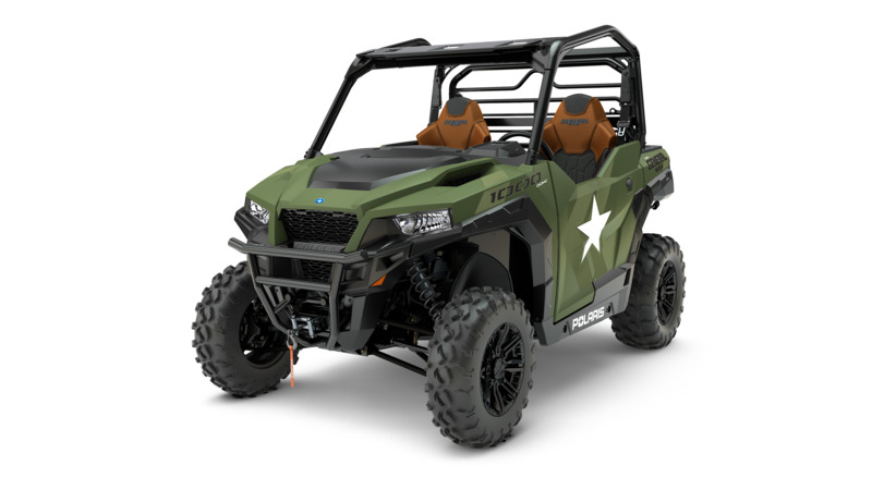 2018 Polaris General 1000 EPS LE in Huntington, West Virginia