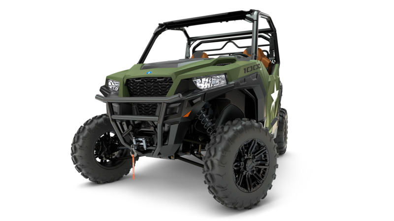 2018 Polaris General 1000 EPS LE in Attica, Indiana - Photo 2