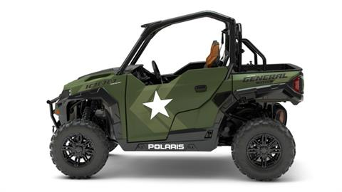 2018 Polaris General 1000 EPS LE in Ferrisburg, Vermont