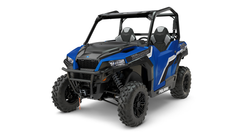2018 Polaris General 1000 EPS Premium in Adams, Massachusetts