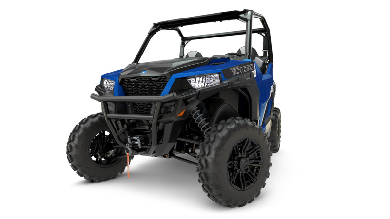 2018 Polaris General 1000 EPS Premium in Petersburg, West Virginia