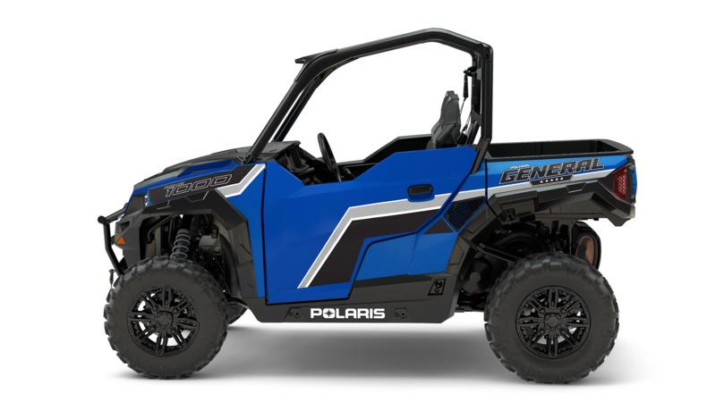 2018 Polaris General 1000 EPS Premium in Berne, Indiana