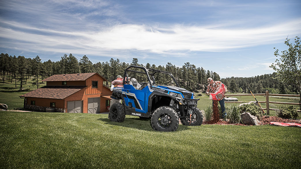 2018 Polaris General 1000 EPS Premium in Sterling, Illinois