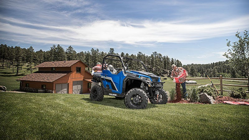 2018 Polaris General 1000 EPS Premium in Kirksville, Missouri