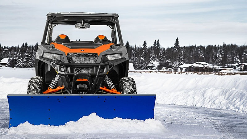 2018 Polaris General 1000 EPS Premium in Hazlehurst, Georgia