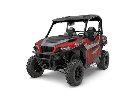 2018 Polaris General 1000 EPS Ride Command Edition in Saucier, Mississippi