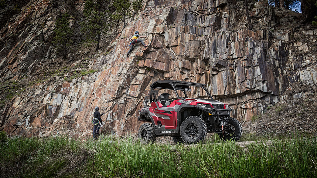 2018 Polaris General 1000 EPS Ride Command Edition in Stillwater, Oklahoma