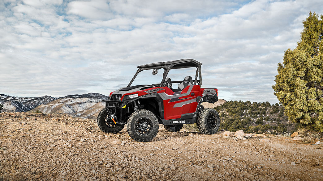 2018 Polaris General 1000 EPS Ride Command Edition in Boise, Idaho