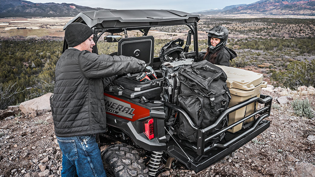 2018 Polaris General 1000 EPS Ride Command Edition in Chippewa Falls, Wisconsin