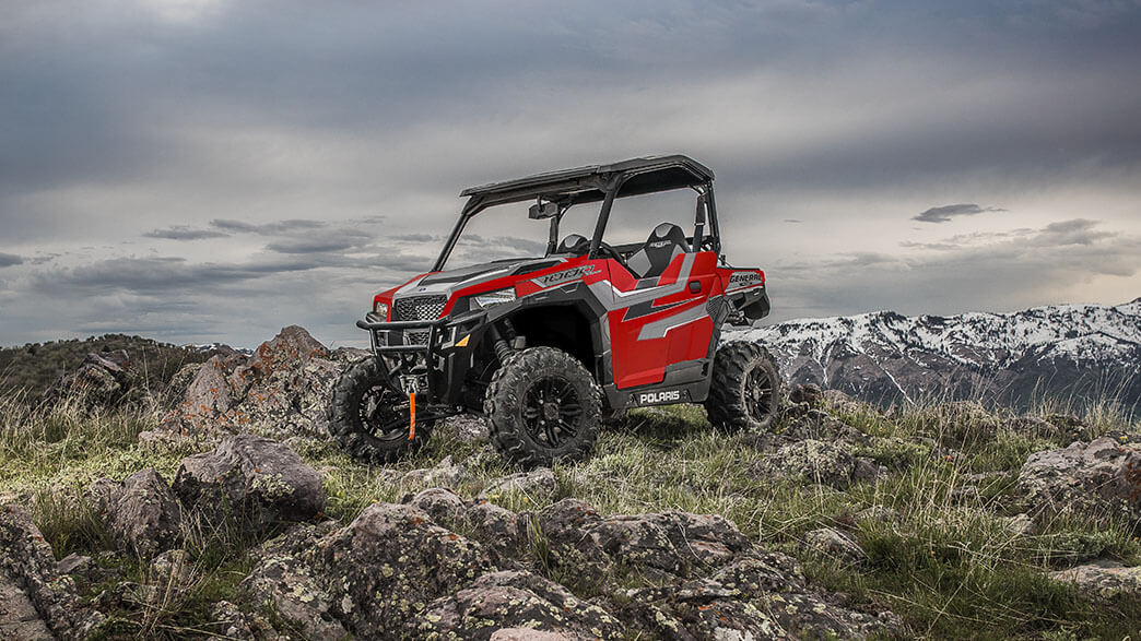 2018 Polaris General 1000 EPS Ride Command Edition in Logan, Utah
