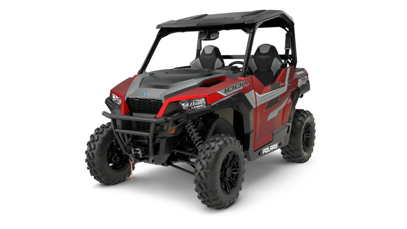 2018 Polaris General 1000 EPS Ride Command Edition in Gunnison, Colorado