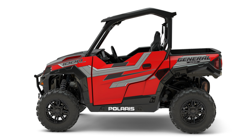 2018 Polaris General 1000 EPS Ride Command Edition 2