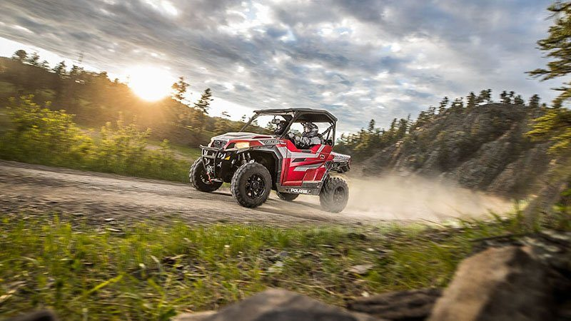 2018 Polaris General 1000 EPS Ride Command Edition in Monroe, Michigan