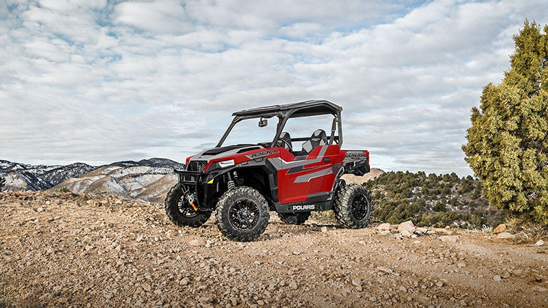 2018 Polaris General 1000 EPS Ride Command Edition in Kansas City, Kansas