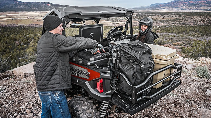 2018 Polaris General 1000 EPS Ride Command Edition 7