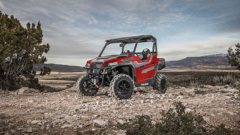 2018 Polaris General 1000 EPS Ride Command Edition 9