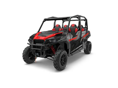 2018 Polaris General 4 1000 EPS in Adams, Massachusetts
