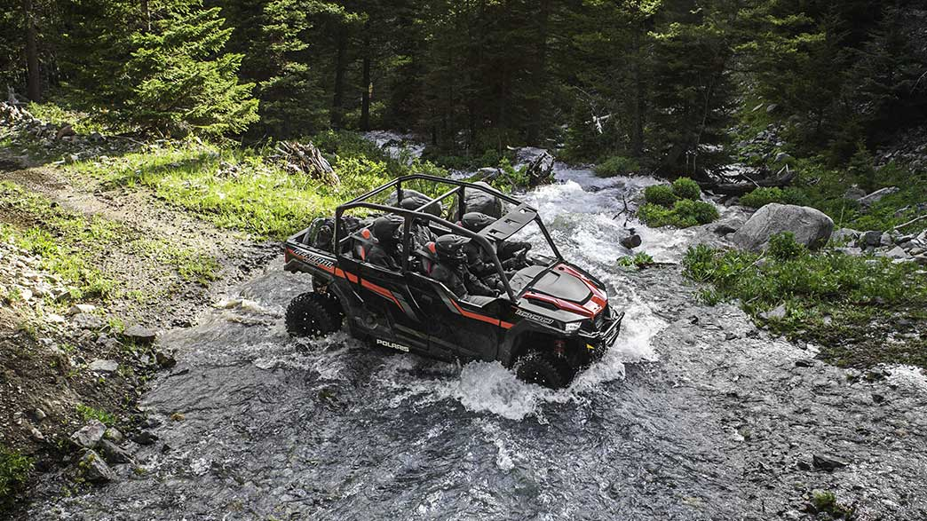 2018 Polaris General 4 1000 EPS in Portland, Oregon