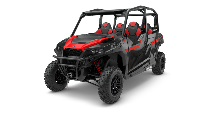 2018 Polaris General 4 1000 EPS in Castaic, California