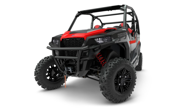 2018 Polaris General 4 1000 EPS in Elk Grove, California
