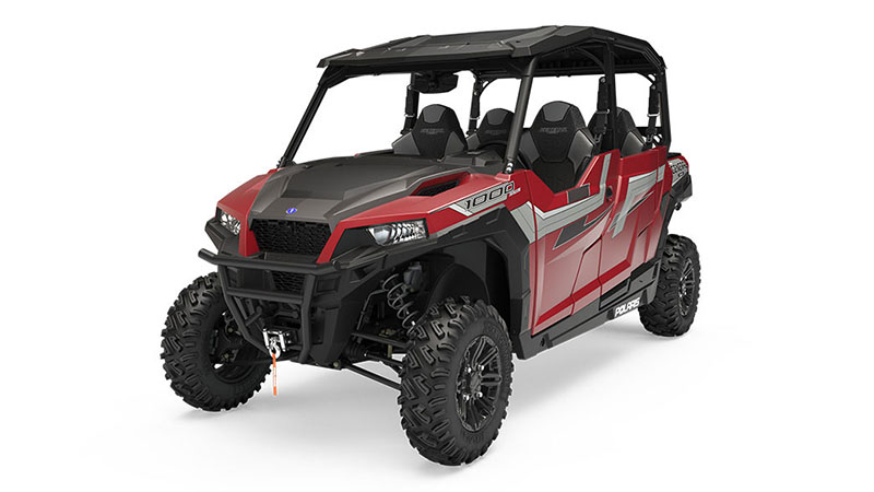 2018 Polaris General 4 1000 EPS Ride Command Edition in Caroline, Wisconsin