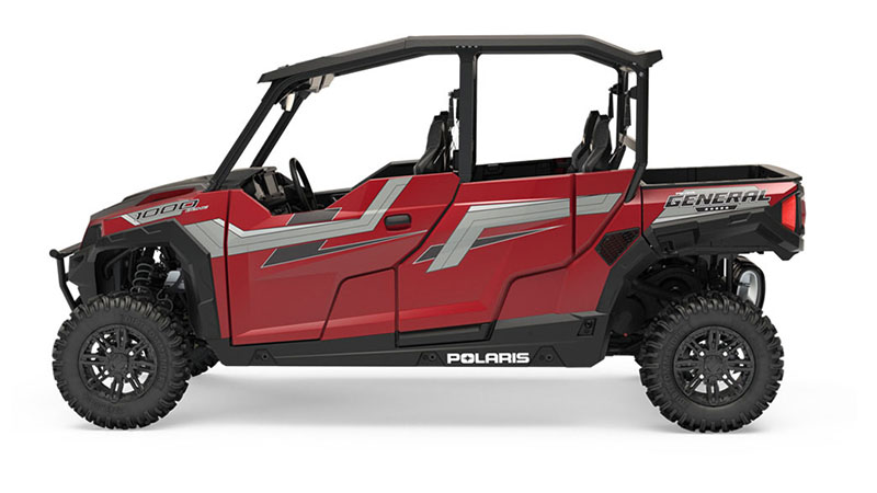 2018 Polaris General 4 1000 EPS Ride Command Edition in Danbury, Connecticut