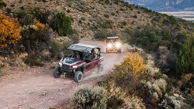 2018 Polaris General 4 1000 EPS Ride Command Edition in Paso Robles, California
