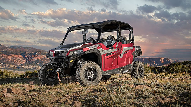 2018 Polaris General 4 1000 EPS Ride Command Edition in Newberry, South Carolina