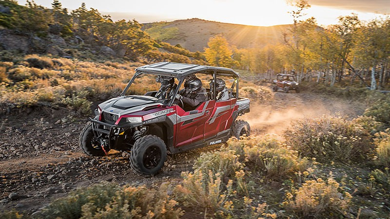 2018 Polaris General 4 1000 EPS Ride Command Edition in Amory, Mississippi