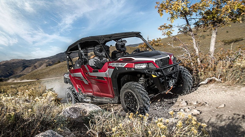 2018 Polaris General 4 1000 EPS Ride Command Edition in Saucier, Mississippi