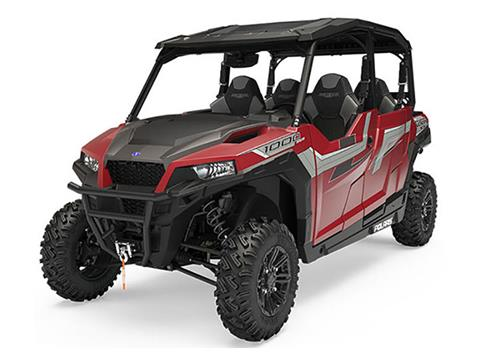 2018 Polaris General 4 1000 EPS Ride Command Edition in Albemarle, North Carolina