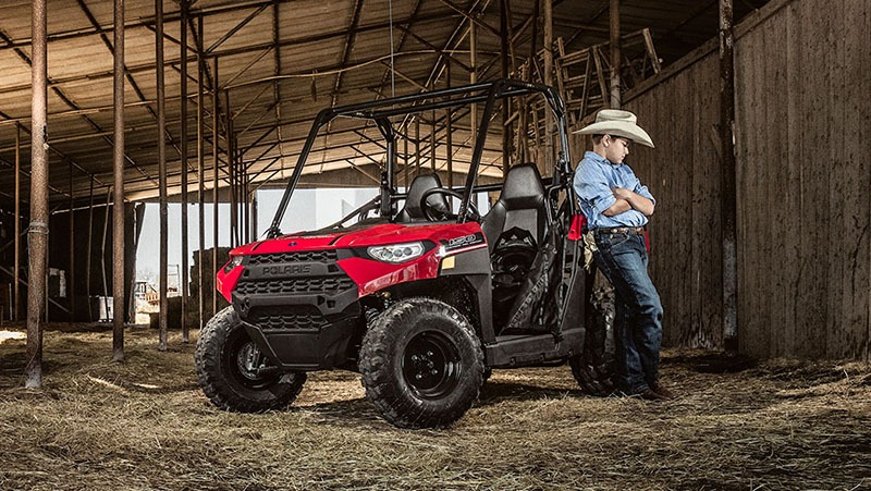 2018 Polaris Ranger 150 EFI in Florence, South Carolina - Photo 2