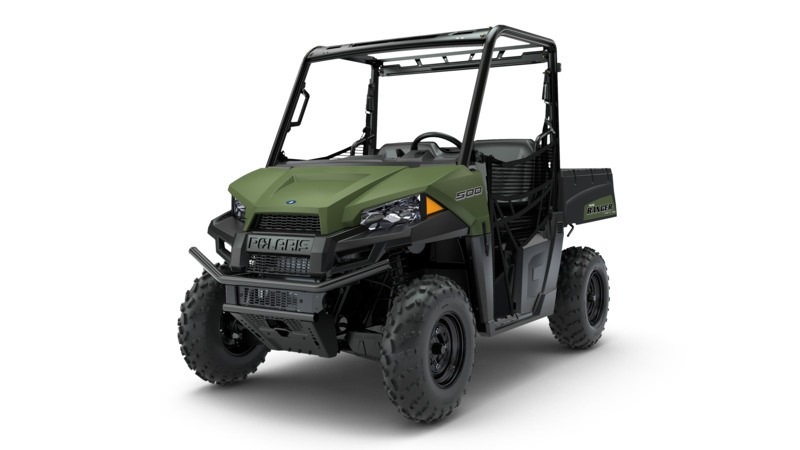 2018 Polaris Ranger 500 in Jones, Oklahoma