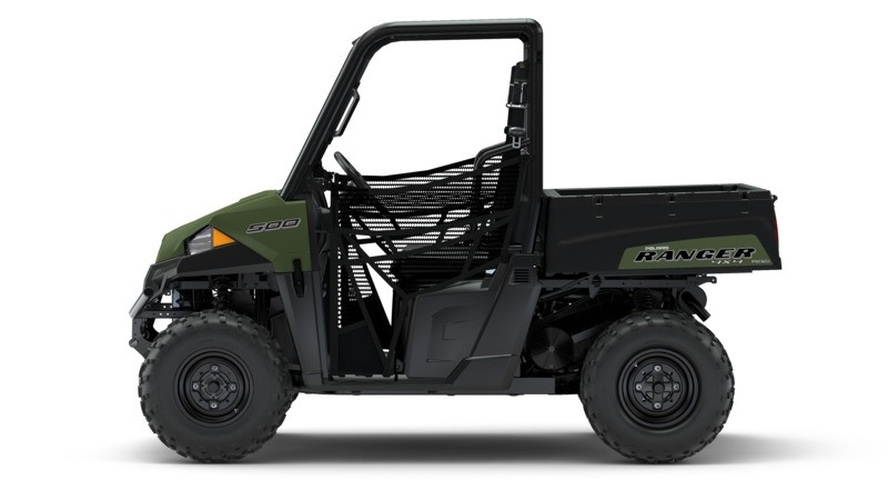 2018 Polaris Ranger 500 in Sterling, Illinois