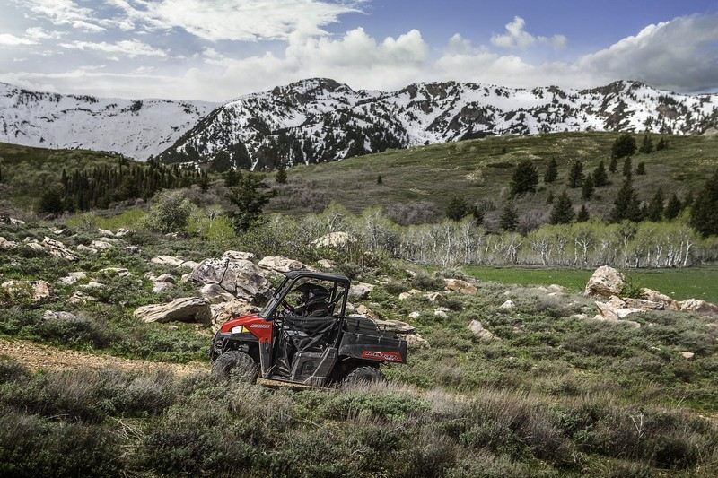 2018 Polaris Ranger 500 in Yuba City, California - Photo 5