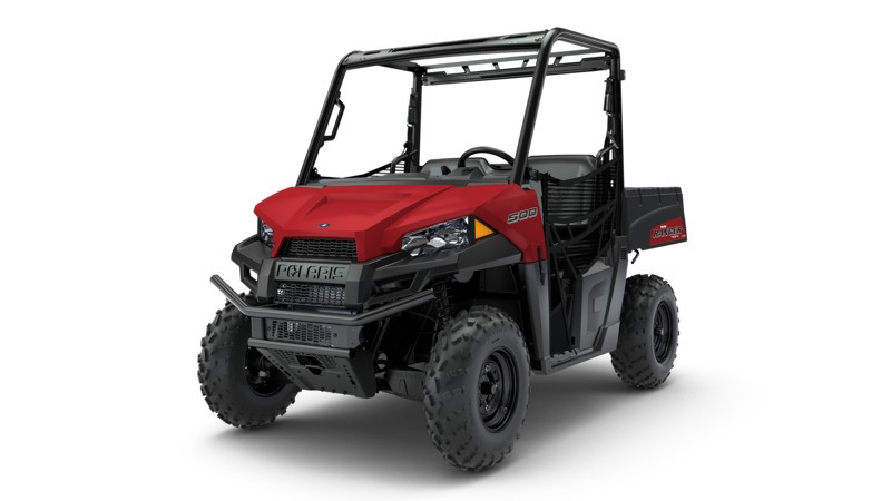 2018 Polaris Ranger 500 in Adams, Massachusetts