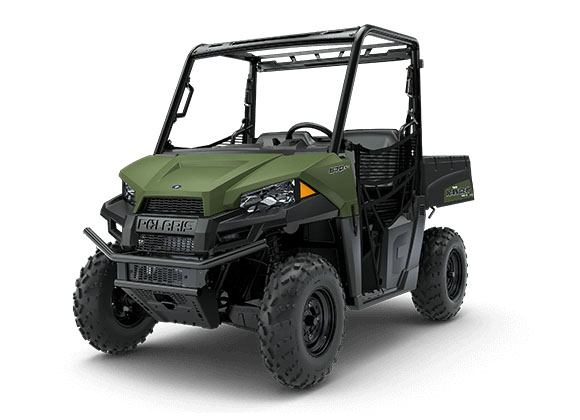 2018 Polaris Ranger 570 in Jones, Oklahoma