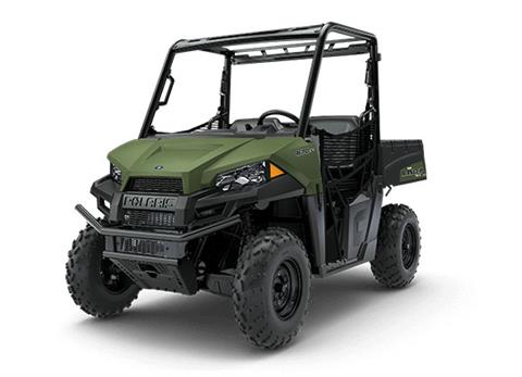 2018 Polaris Ranger 570 in Barre, Massachusetts