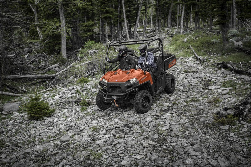 2018 Polaris Ranger 570 EPS in Monroe, Michigan - Photo 4