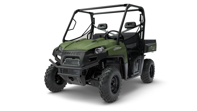2018 Polaris Ranger 570 Full-Size in Pierceton, Indiana - Photo 1